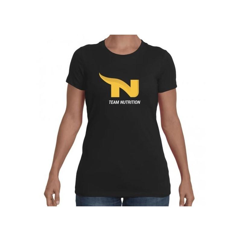 T-shirt Femme Team Nutrition