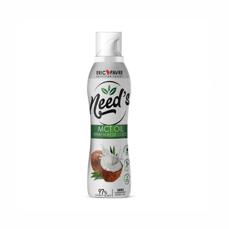 Spray Cuisson - Eric Favre - Coco Diete & Vegan