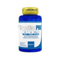 Créatine Pro - Yamamoto Nutrition - 150 tablets