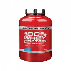 100% Whey Pro - Scitec Nutrition - 920g Vanille
