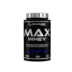 Max Whey - Galvanize - 900g