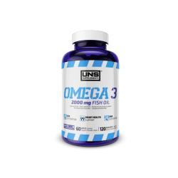 Omega 3 - UNS - 120 capsules