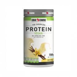 Proteine Vegan - Eric Favre - 750g Vanille