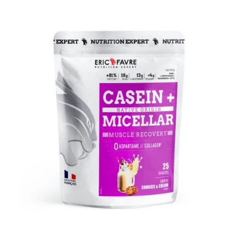 Caseine Micellar - Eric Favre - 750g Cookie Creme