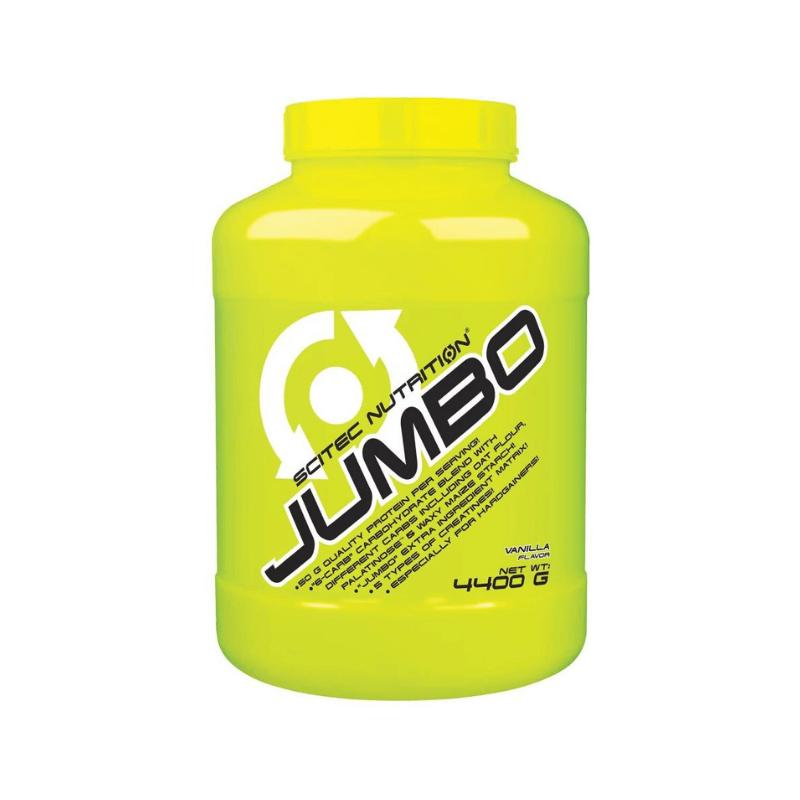 Jumbo - Scitec Nutrition - Vanille - 4400g
