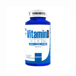 Vitamine D - Yamamoto Nutrition 90 capsules