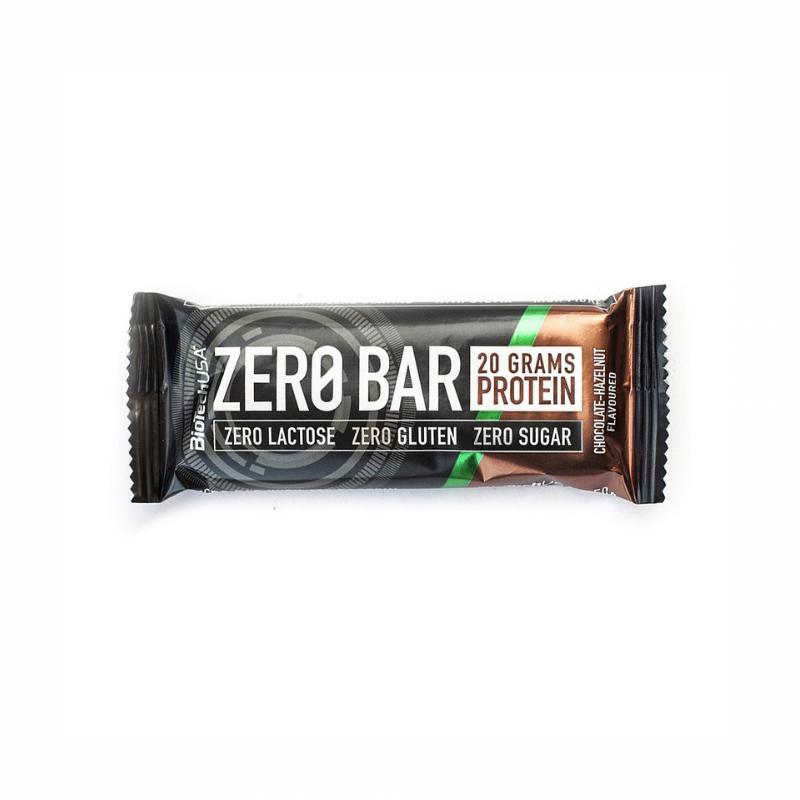 Zero Bar - Biotech USA - Chocolat Noisette