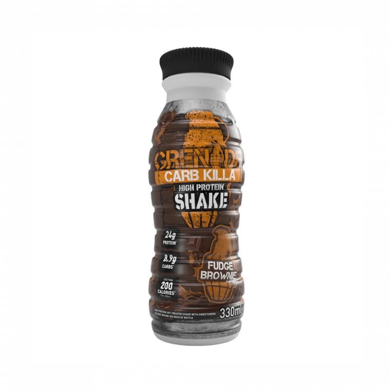 Shake Carb Killa - Grenade - Fudge Brownie 330ml