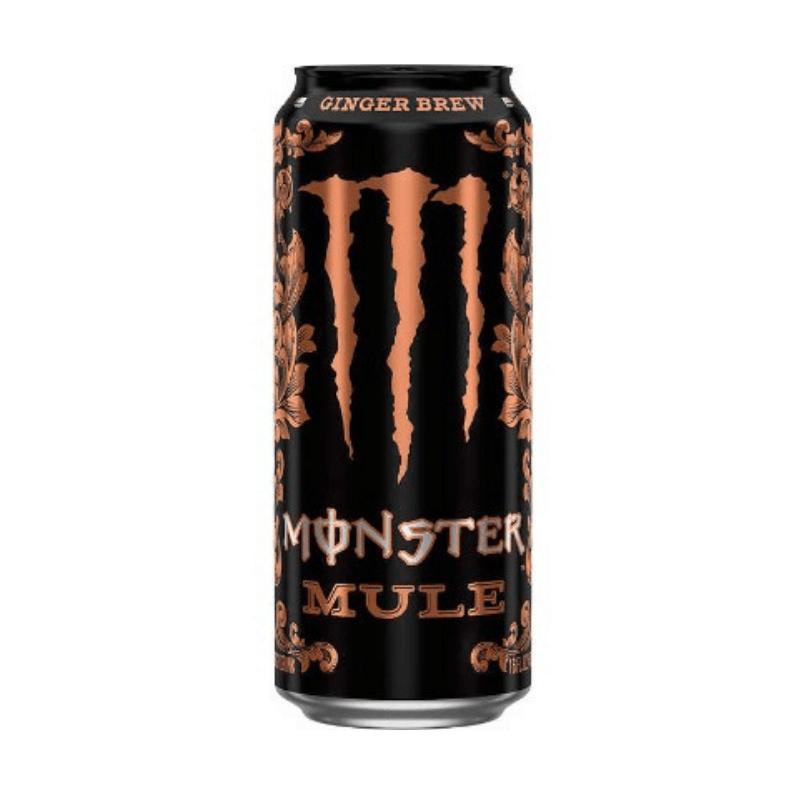 Ultra Zero - Monster Energy - 500ml Gingembre Mule