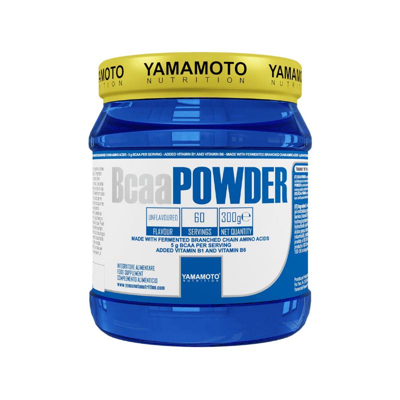 BCAA 8.1.1 - Yamamoto Nutrition - 300g Neutre