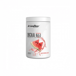 BCAA 8.1.1 - Ironflex - 400g Pasteque