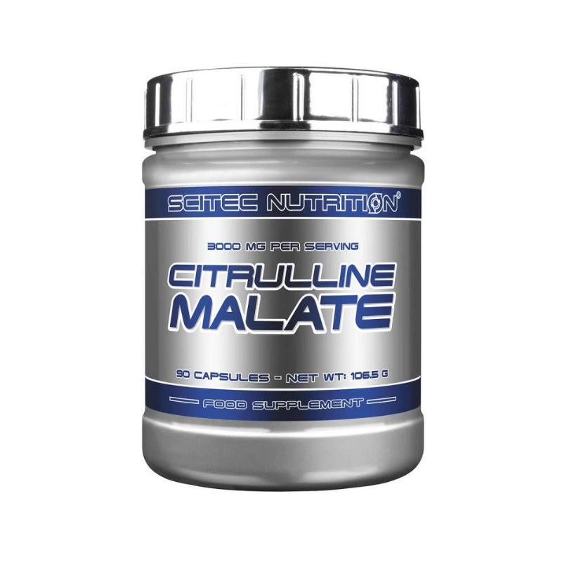 Citrulline Malate - Scitec Nutrition - 90 capsules