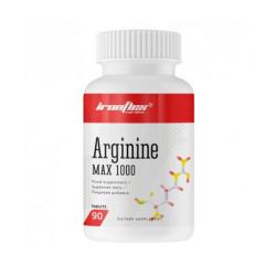 Arginine Max 1000 - IronFlex - 90 Tablets