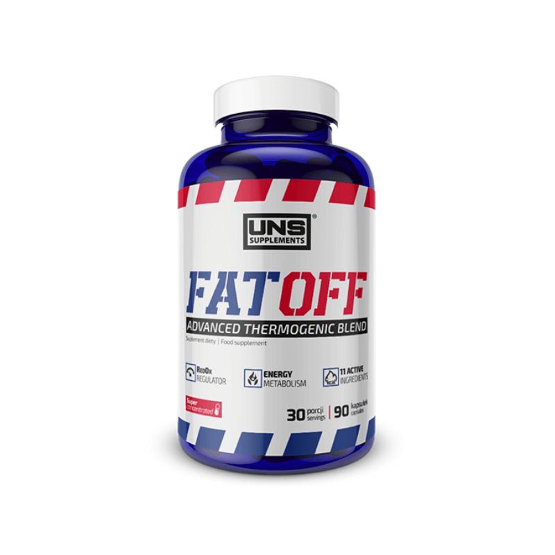 Fat Off - UNS - 90 capsules
