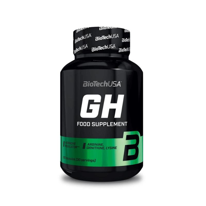 GH Hormone Regulator - Biotech USA - 120 capsules