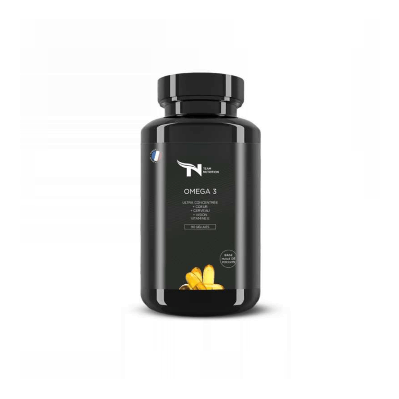 Omega 3 - Team Nutrition - 90 capsules