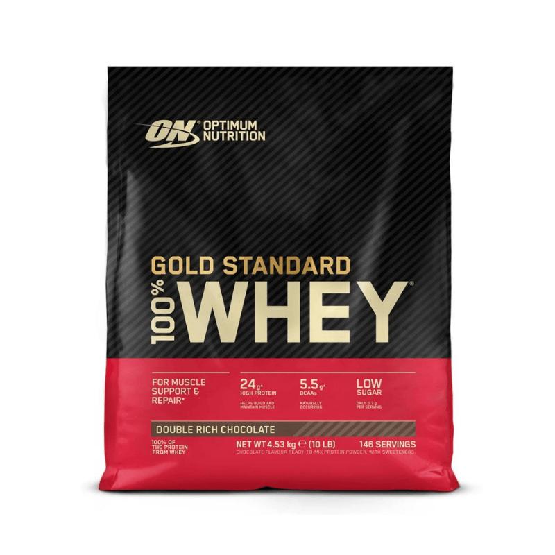 100% Whey Gold Standard - Optimum Nutrition - 4540g Chocolat