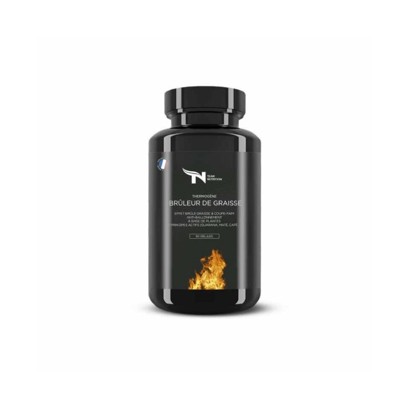 Bruleur de graisse - Team Nutrition - 90 caps