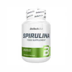 Spiruline - Biotech USA - 100 tablets