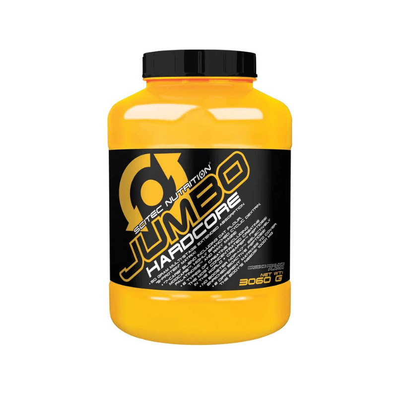 Jumbo Hardcore - Scitec Nutrition - 3060g