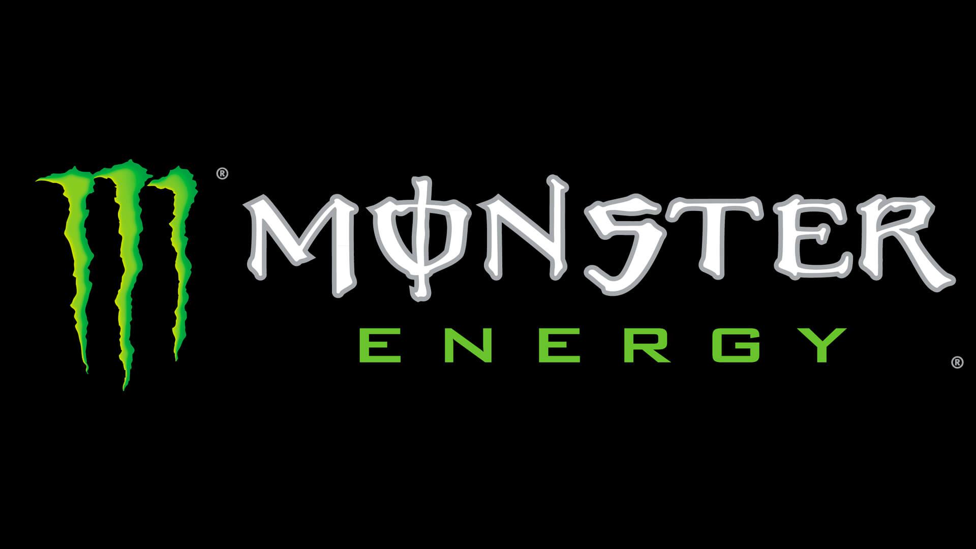 Logo : Monster Energy Ultra