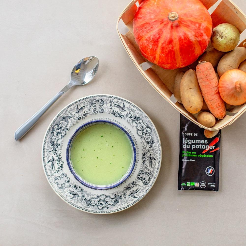 Soupe protéinée - Bio - Vegan - Airchips