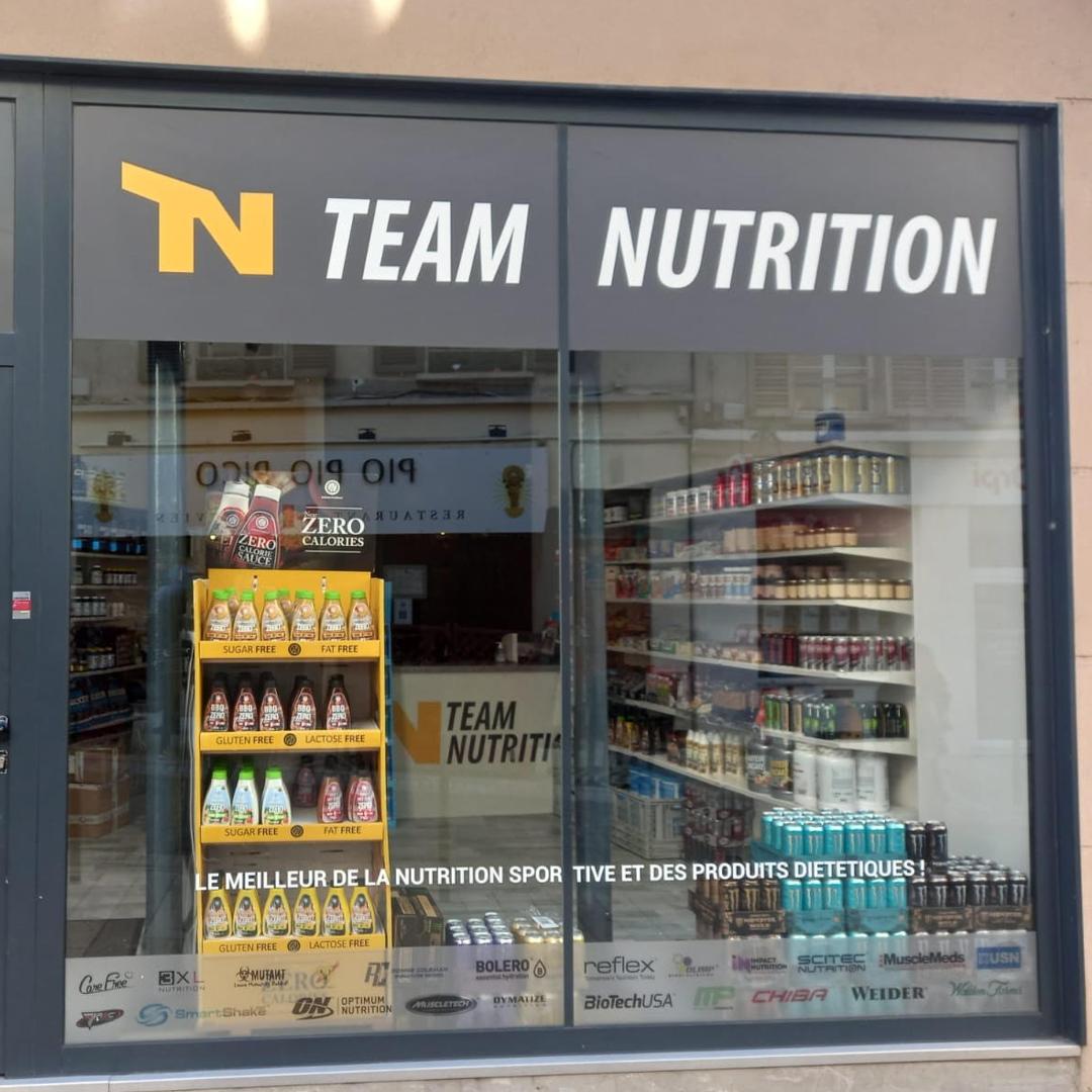 Team Nutrition Meaux