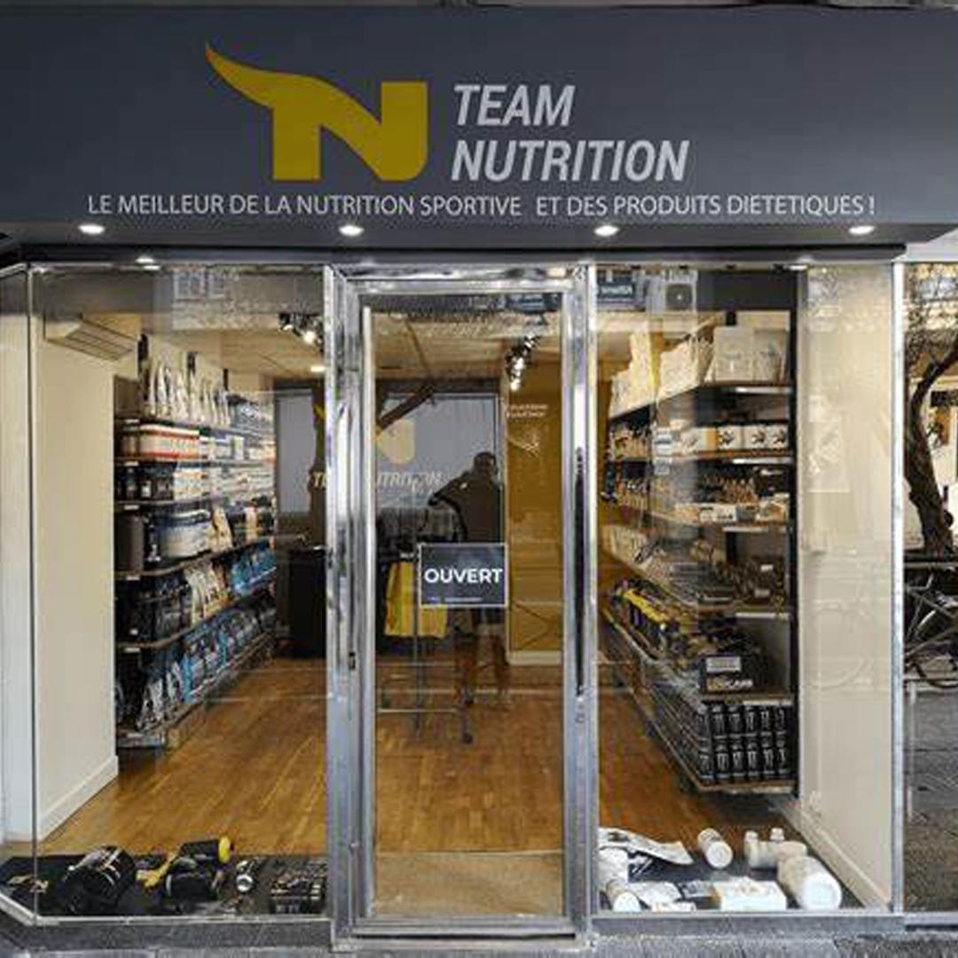 Team Nutrition Nice Carré d'or
